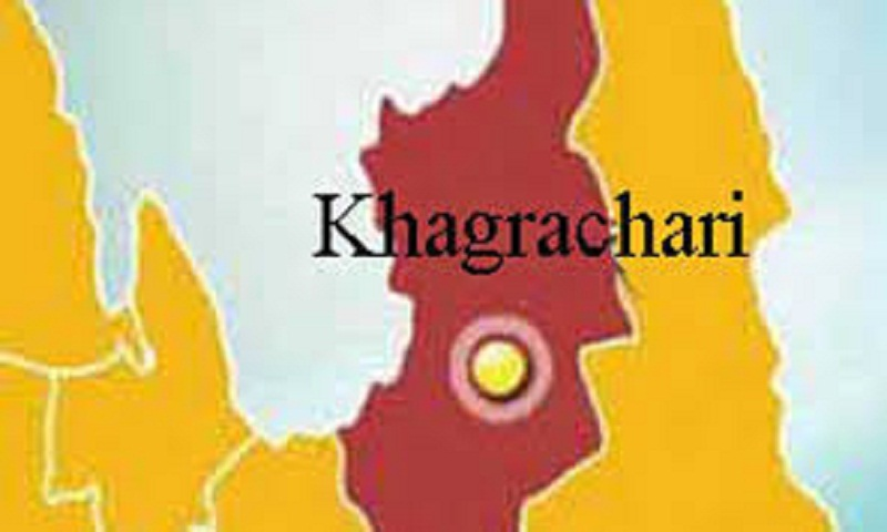 Gun attack: Khagrachari strike underway peacefully