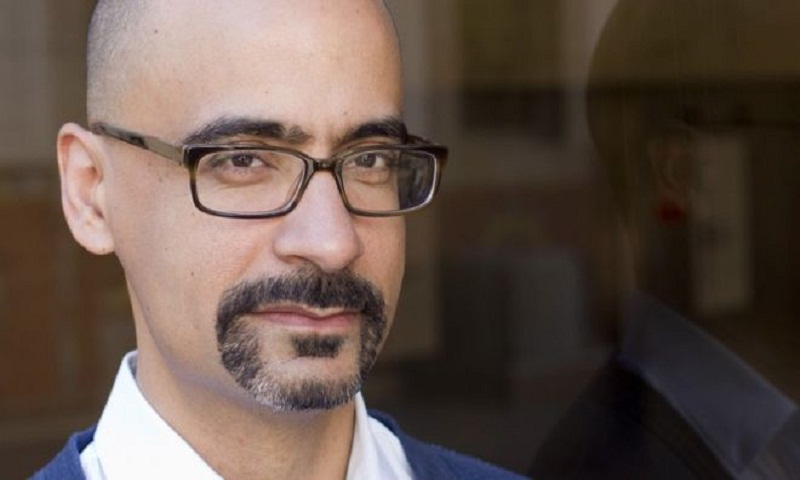 Junot Diaz: US author quits festival after sex harassment claim