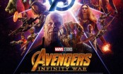 'Infinity War' set to be fastest to net $1b