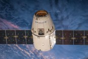 SpaceX's Dragon cargo ship returns to Earth