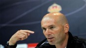 No guard of honour for Barca as they did not do one for us: Zinedine Zidane
