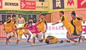 Bashundhara Group Independence Cup  Kabaddi ends today
