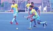 Goal galore by  Abahani in Premier  Division Hockey
