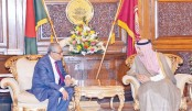 Bangladesh to work with KSA to root out terrorism: President