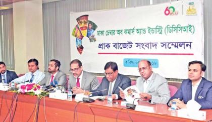 DCCI for slashing corporate tax