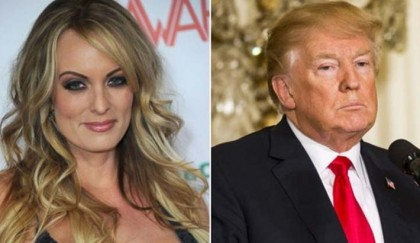 Hush payment to porn star creates legal storm for Trump