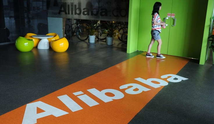 Alibaba net income up 47 pct in last fiscal year