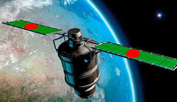 Bangladesh's first satellite Bangabandhu-1 launches on May 10