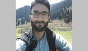 Rebel professor among 10 killed in Indian Kashmir gunfight