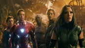 'Avengers' continues to top US box office