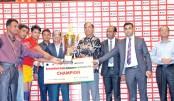 Bashundhara Group Independence Cup Kabaddi ends amid festivity