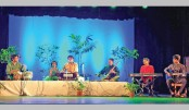 Classical song soiree held at Chhayanaut auditorium
