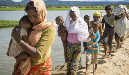 OIC seeks int'l  support to end  Rohingya crisis