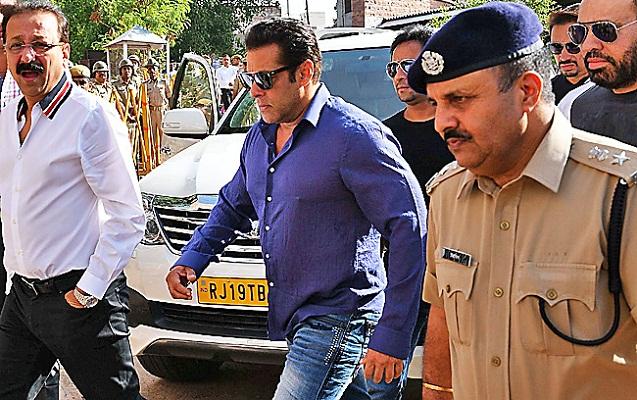 Salman Khan dodges limelight in jail appeal hearing