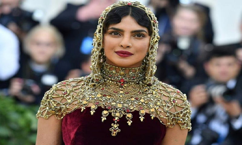 Met Gala 2018: Priyanka Chopra turns heads at Red Carpet
