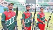 Bangladesh archers shine on second day