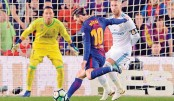 Barcelona draw with Real to stay unbeaten