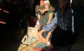 Crisis in Myanmar's Kachin means jungle treks to escape war