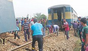 Sylhet's rail links restored after 6 hrs