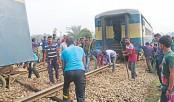 Sylhet's rail links restored after 6 hrs
