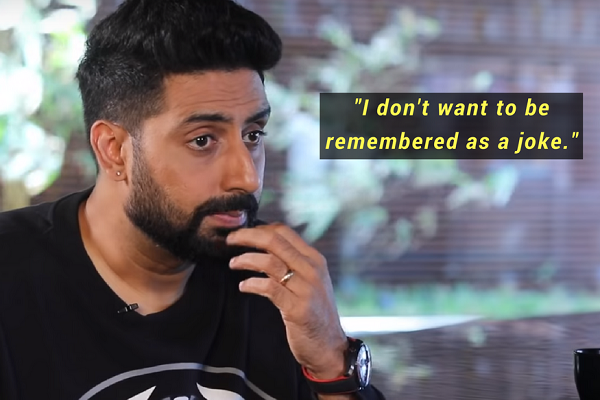 Online trolling keeps Abhishek absent from Bollywood!