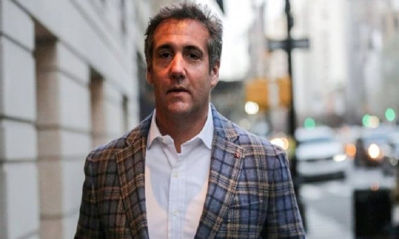 Trump lawyer Michael Cohen 'paid by Russia-linked firm'