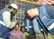 Orbis provides eye care to Rohingyas, host community in Cox's Bazar