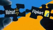 Walmart buys 77% of India's Flipkart for $16 bn