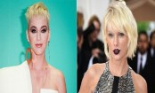 Katy Perry ends Taylor Swift feud with actual olive branch
