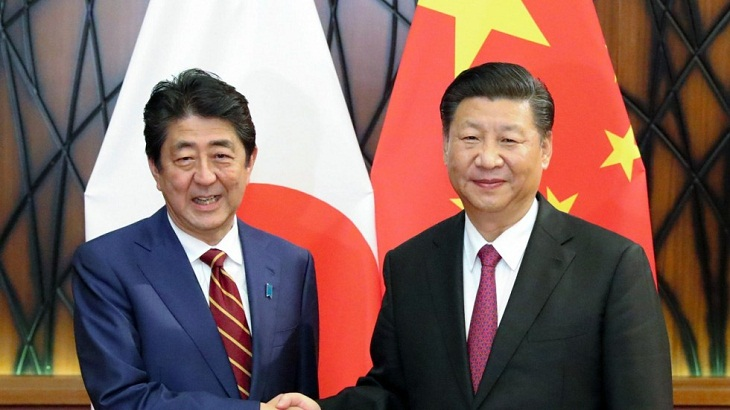 Key facts on China-Japan economic and trade ties