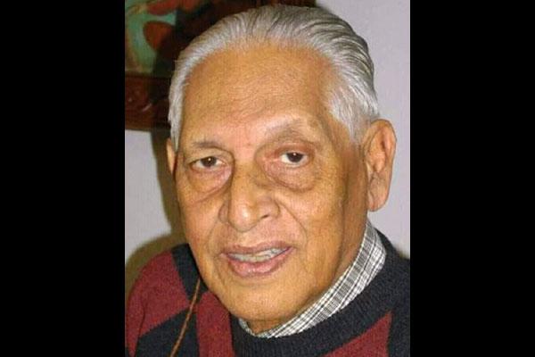 Prof Mustafa Nur-Ul Islam passes away