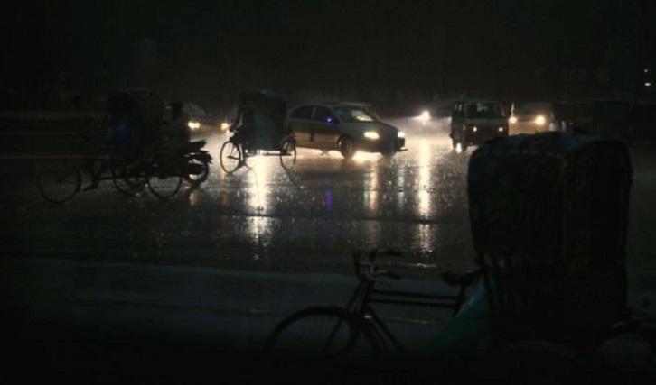 Dhaka turns dark at midday