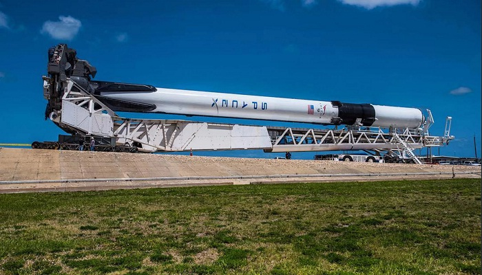 Falcon 9 block 5 rocket debuts carrying Bangabandhu 1