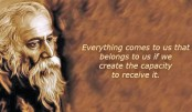 Tagore's Vision of an  Art of Living
