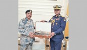 DG of Coast  Guard visiting Riyadh