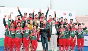 Bangladesh retain ISSF title with five golds