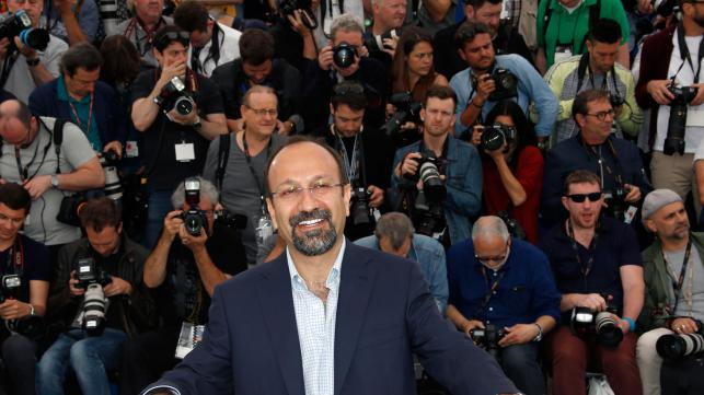 Cannes: Asghar Farhadi asks Iran to lift travel ban on fellow director Jafar Panahi
