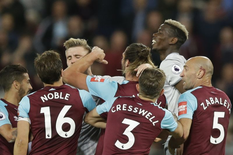 Man United clinch 2nd place in PL with 0-0 draw at West Ham