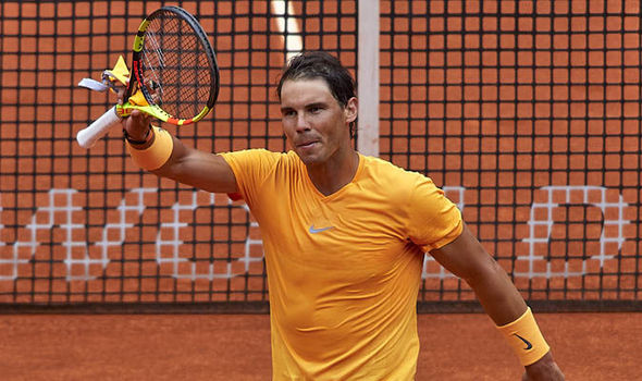 Madrid Open: Rafael Nadal breaks John McEnroe's 34-year-old set record