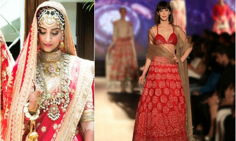Shades of red, maroon will never go out of bridal style: Manish Malhotra