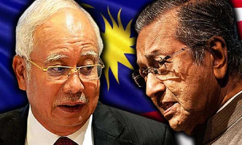 Najib congratulates new PM Mahathir