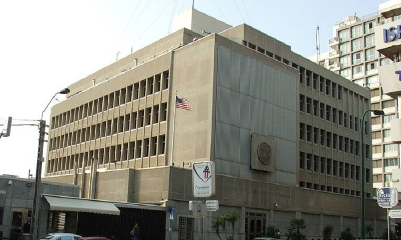 US embassy moves Twitter account from Tel Aviv to Jerusalem