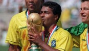 Sex and goals key to World Cup, Romario tells Jesus
