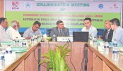 Meeting on academic collaboration held at PU