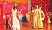 Mythological Character Comes Alive On Stage