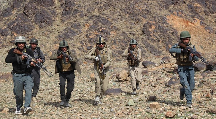 20 insurgents killed in fresh operations by Afghan forces