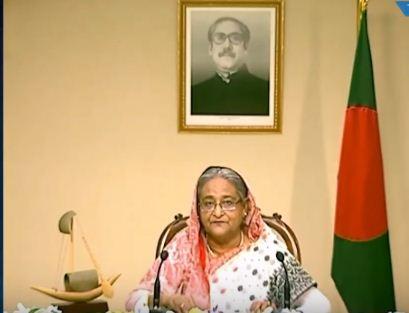 Another milestone set with Bangabandu-1 launching: PM