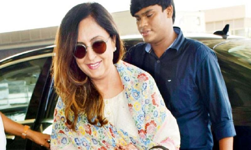 Sonam's mother-in-law
