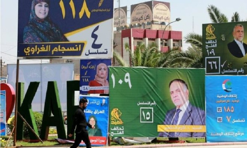 Iraq votes in first poll since IS defeat