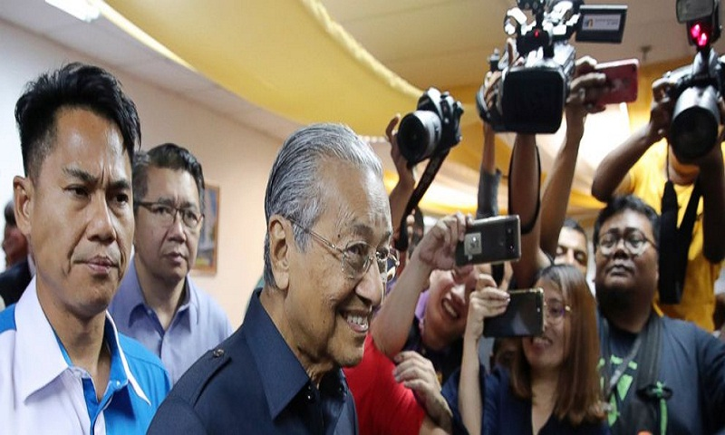Ethnic Chinese named Malaysia's new finance minister